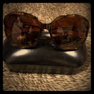 Coach EUC sunglasses with case